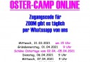Oster-Camp Online